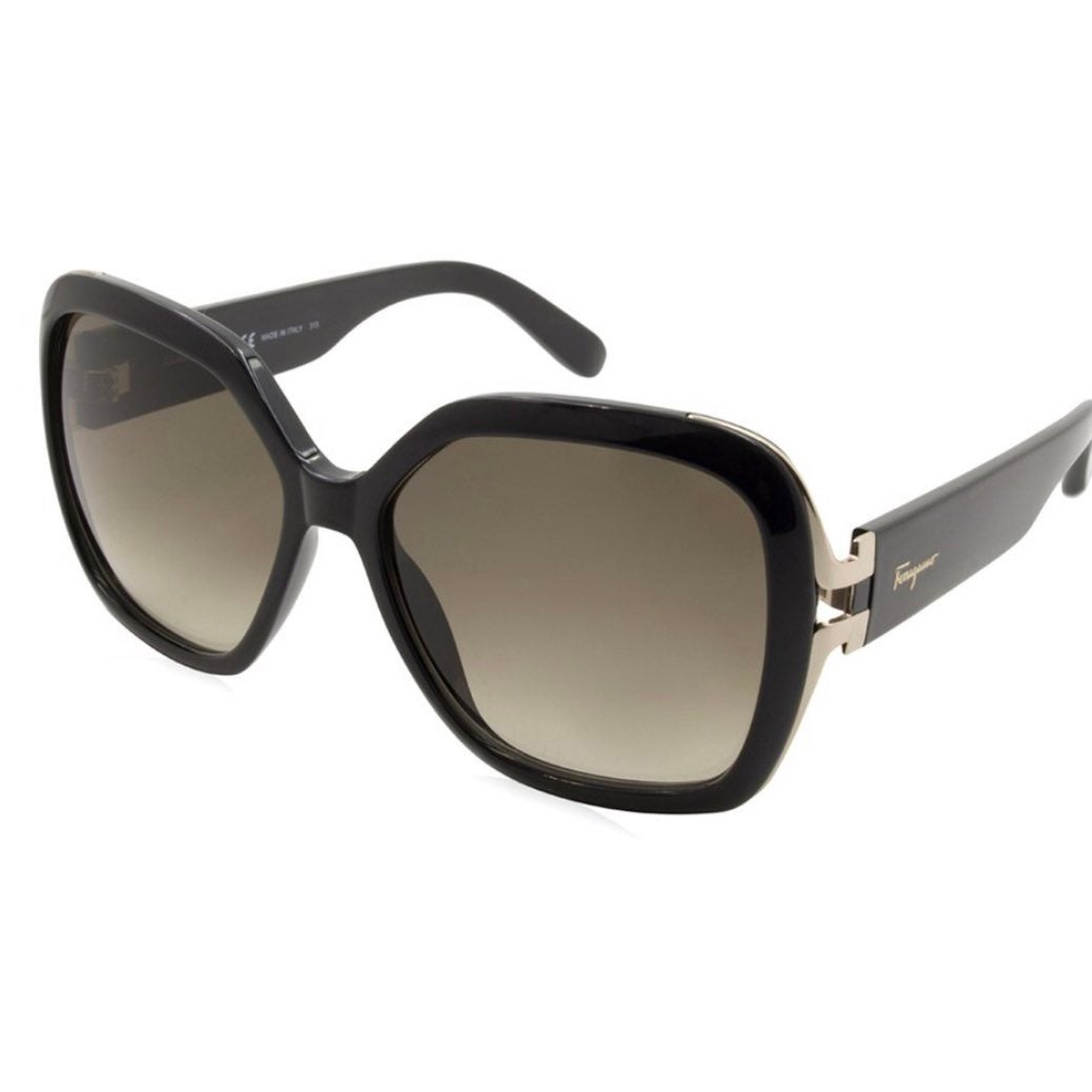 Salvatore Ferragamo Oversize Sunglasses