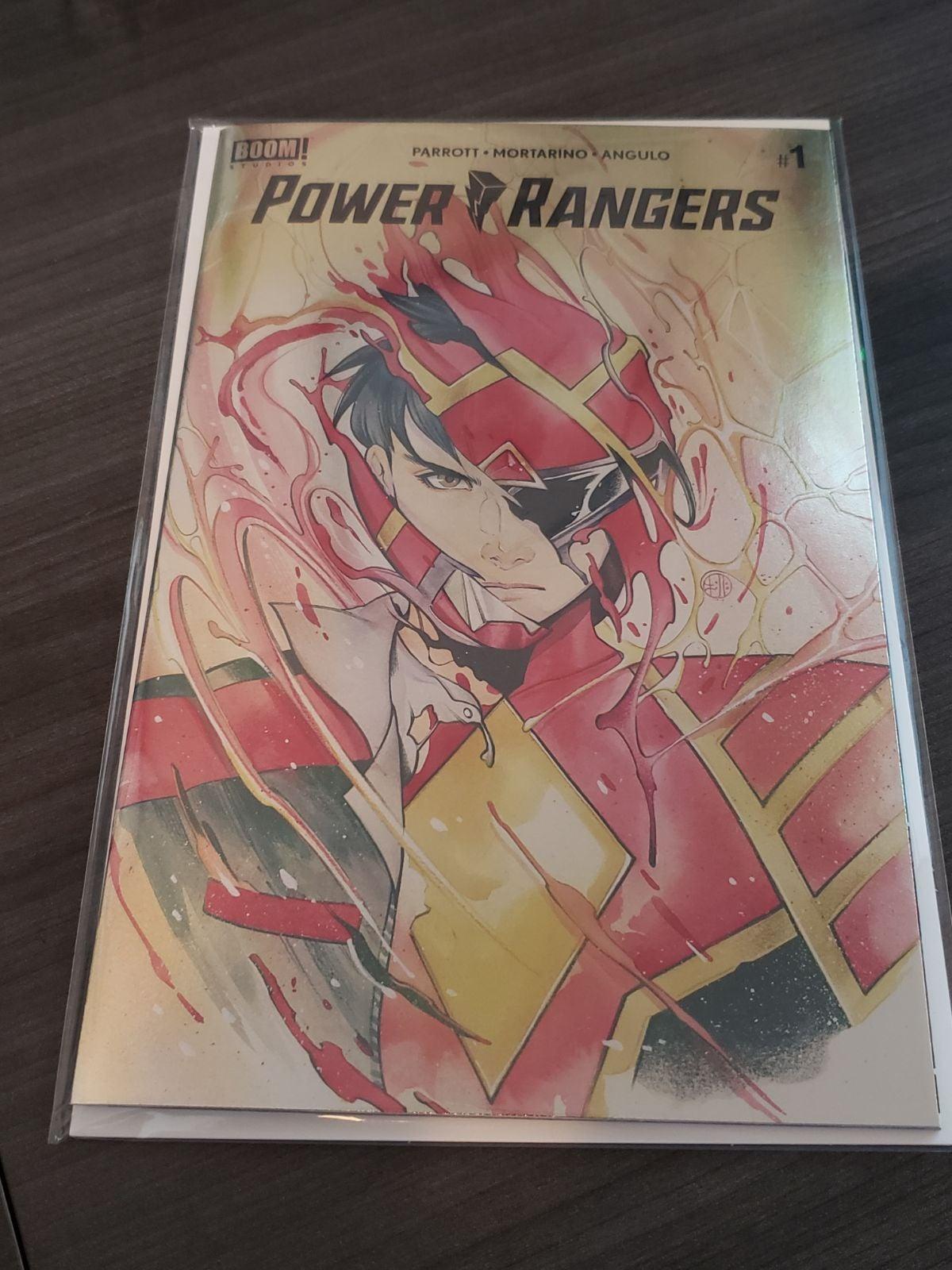 Power Rangers LCSD Variant Peach Momoko