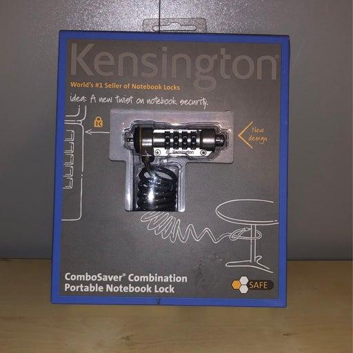 Kensington notebook lock NEW