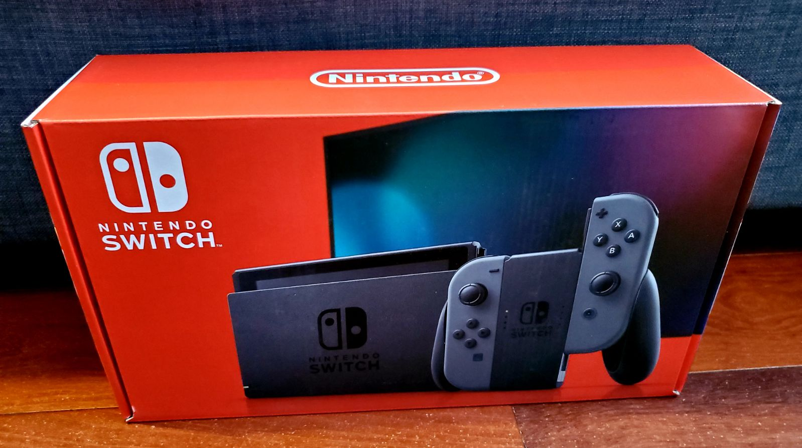Nintendo Switch 32GB Grey Joy-Con