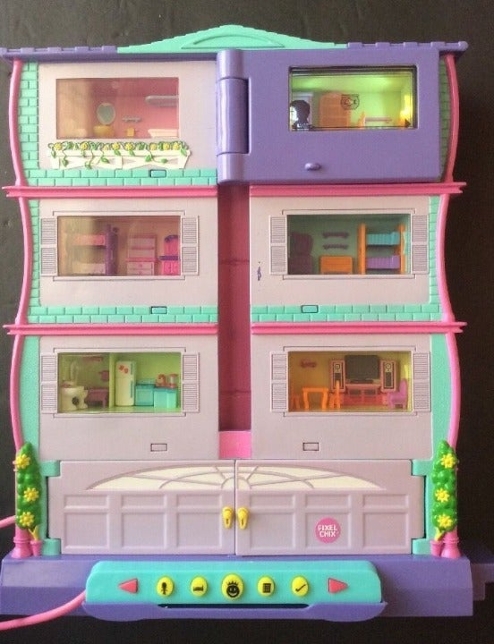 Pixel Chix Apartment