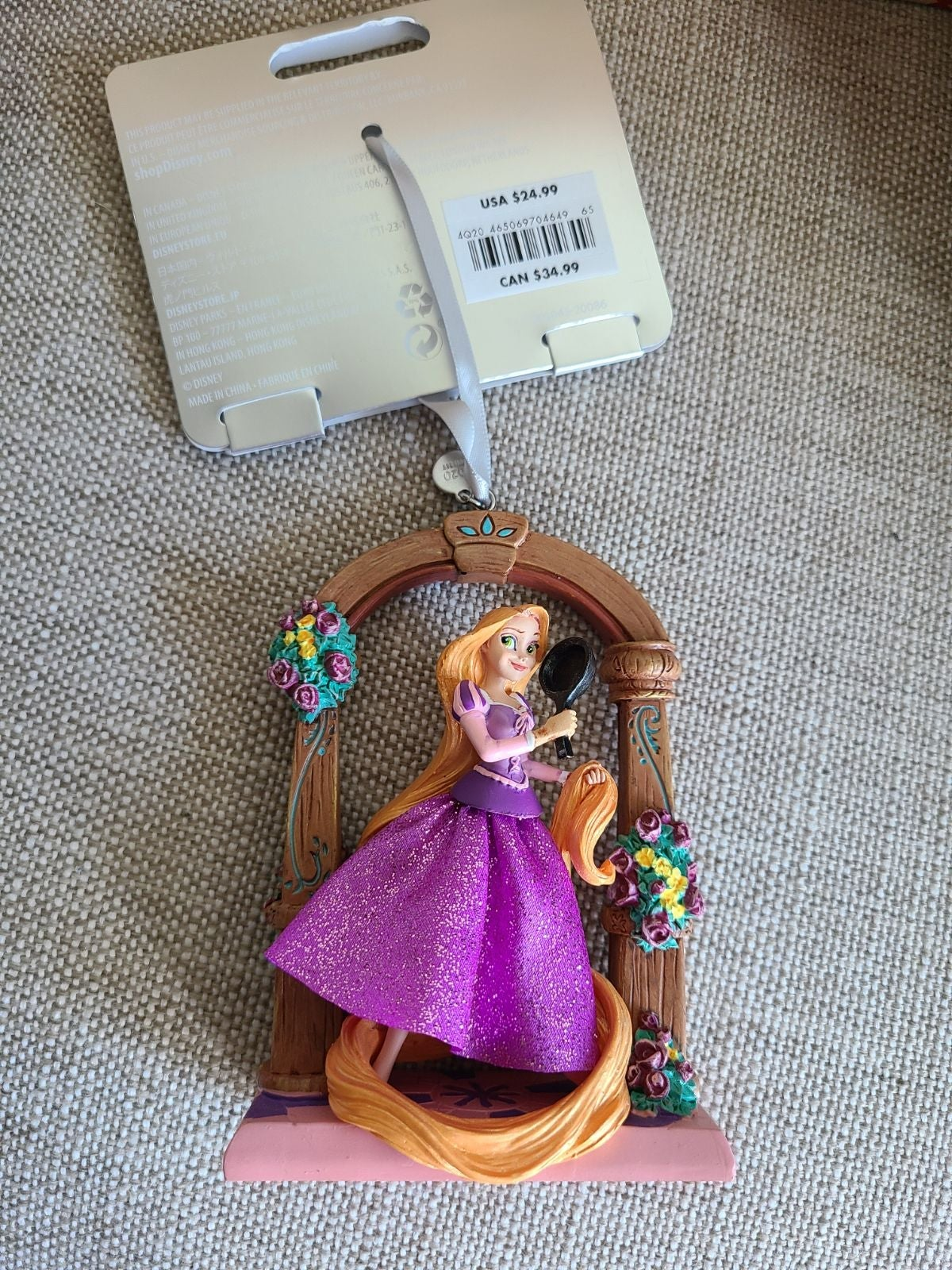 Disney ornament Rapunzel