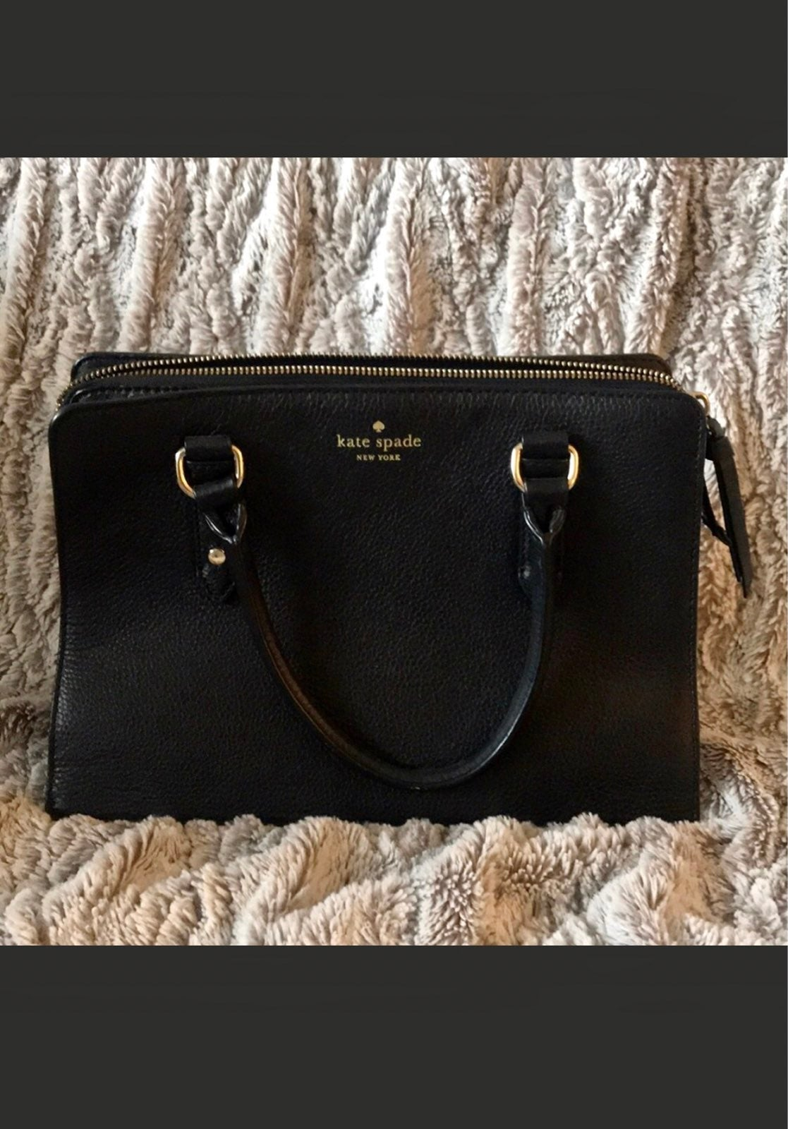 Kate Spade New York Black Purse