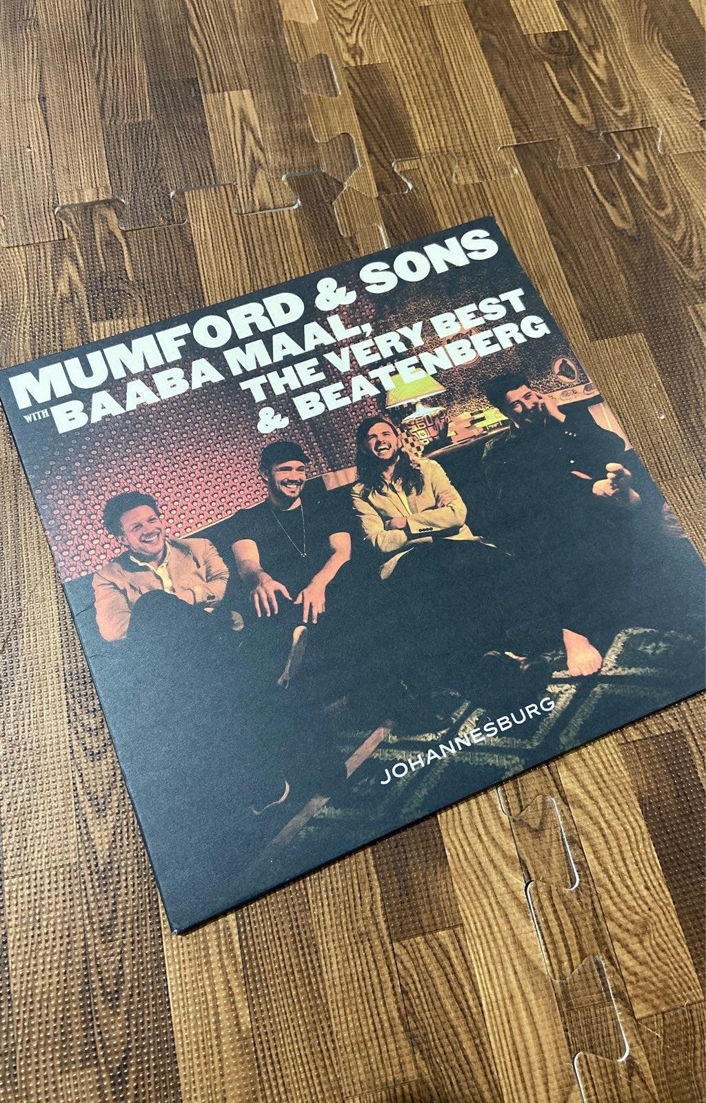 Mumford & Son The avery Best & Bearenber