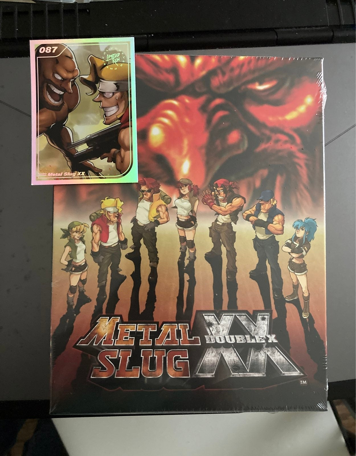 Metal Slug Double XX PS4 Collector's