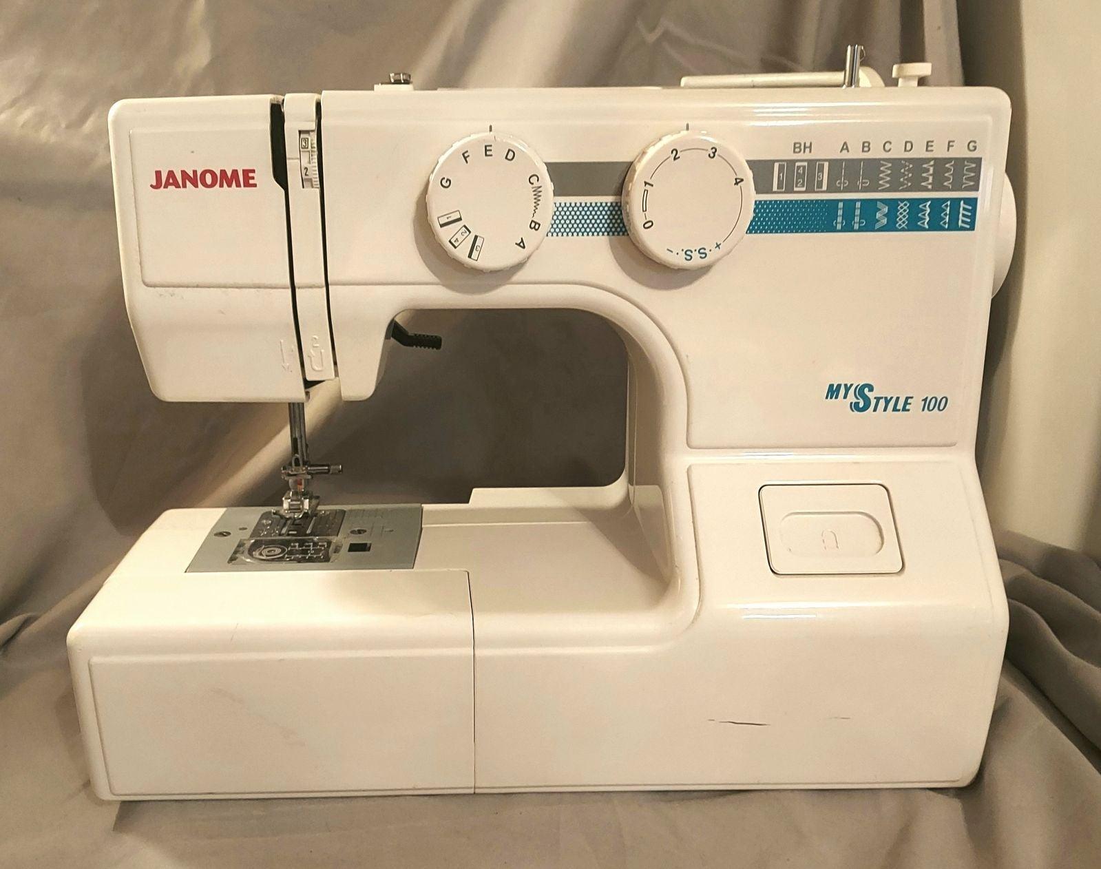 Janome MyStyle100 Sewing Machine