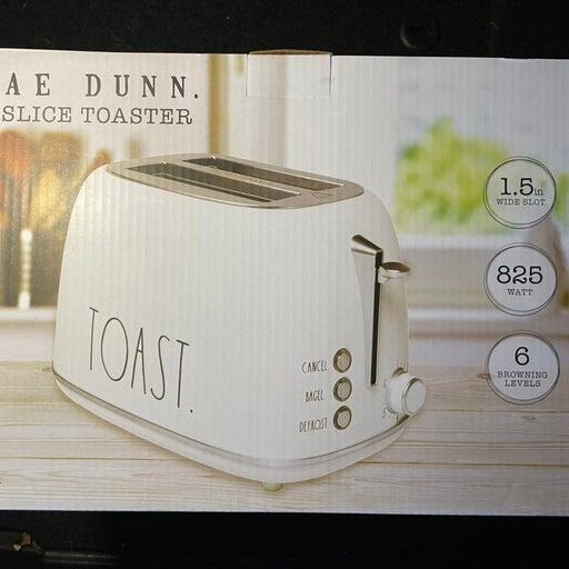 Rae Dunn toaster new
