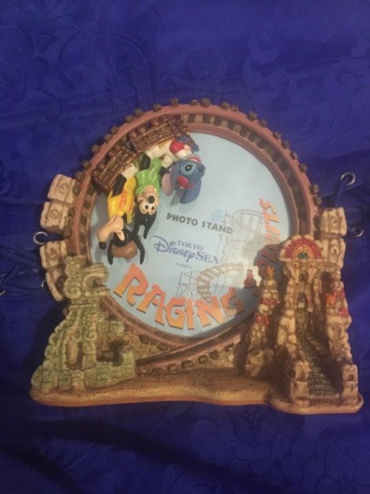 Raging spirits goofy Disney frame