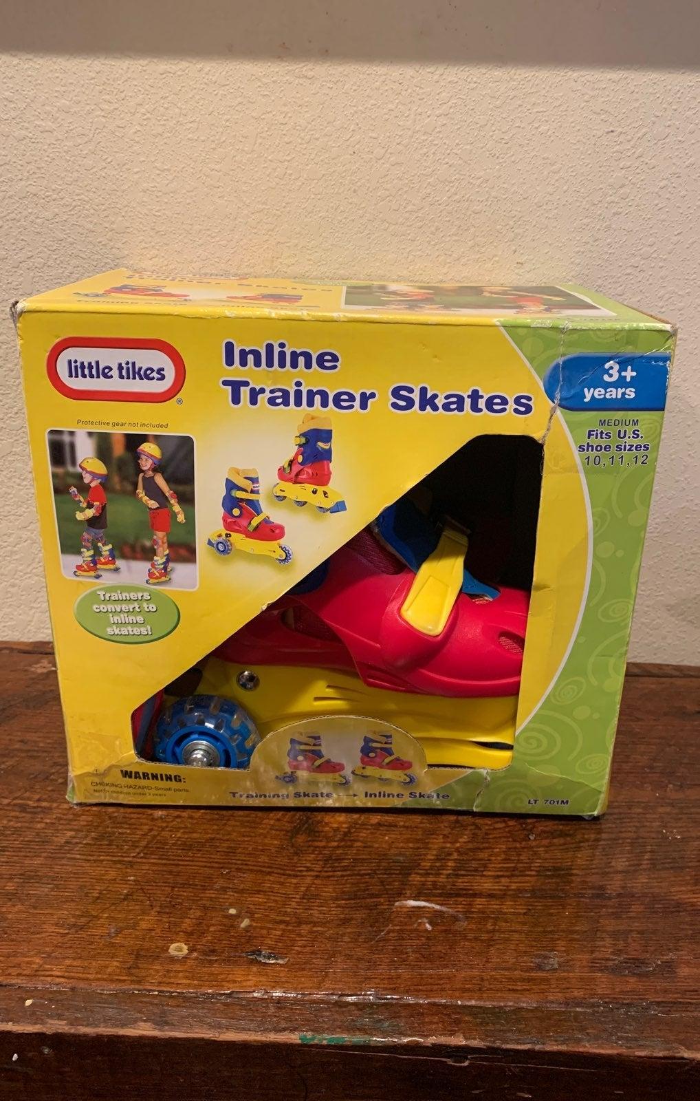Kids Trainer skates