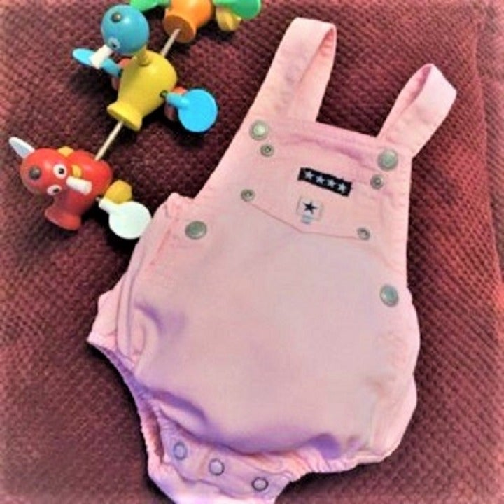 Vintage Baby Bubble Faded Glory 0-3M