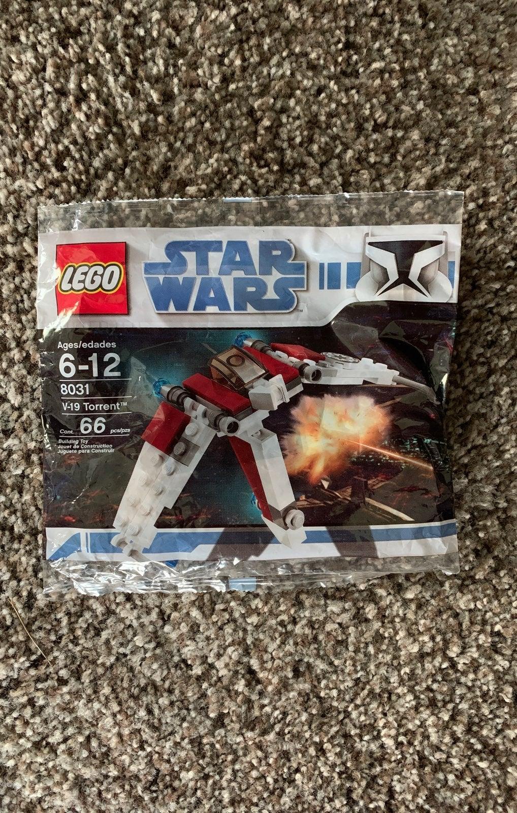 Lego Star Wars V-19 Torrent NIP 2008