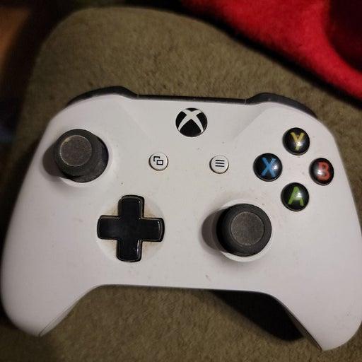 Xbox One Glacier White Wireless Controll
