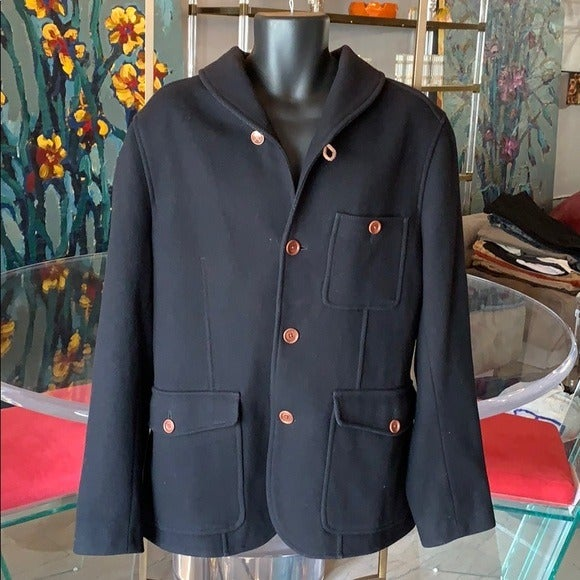Wool Over coat by Ted Baker 6 EU/Lrg US