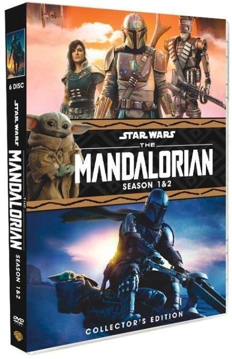 StarWars: The Mandalorian Seasons 1-2