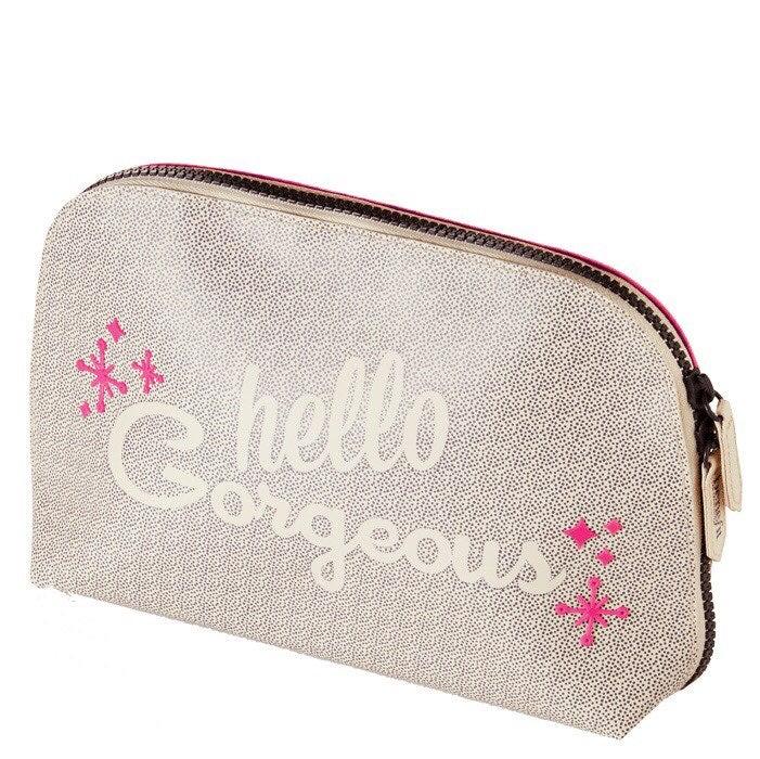 Benefit Cosmetics Makeup Bag - NEW