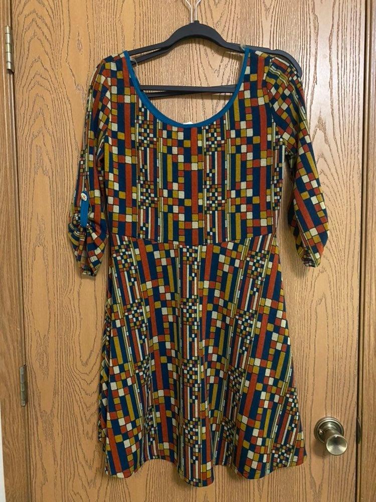 Large Dress