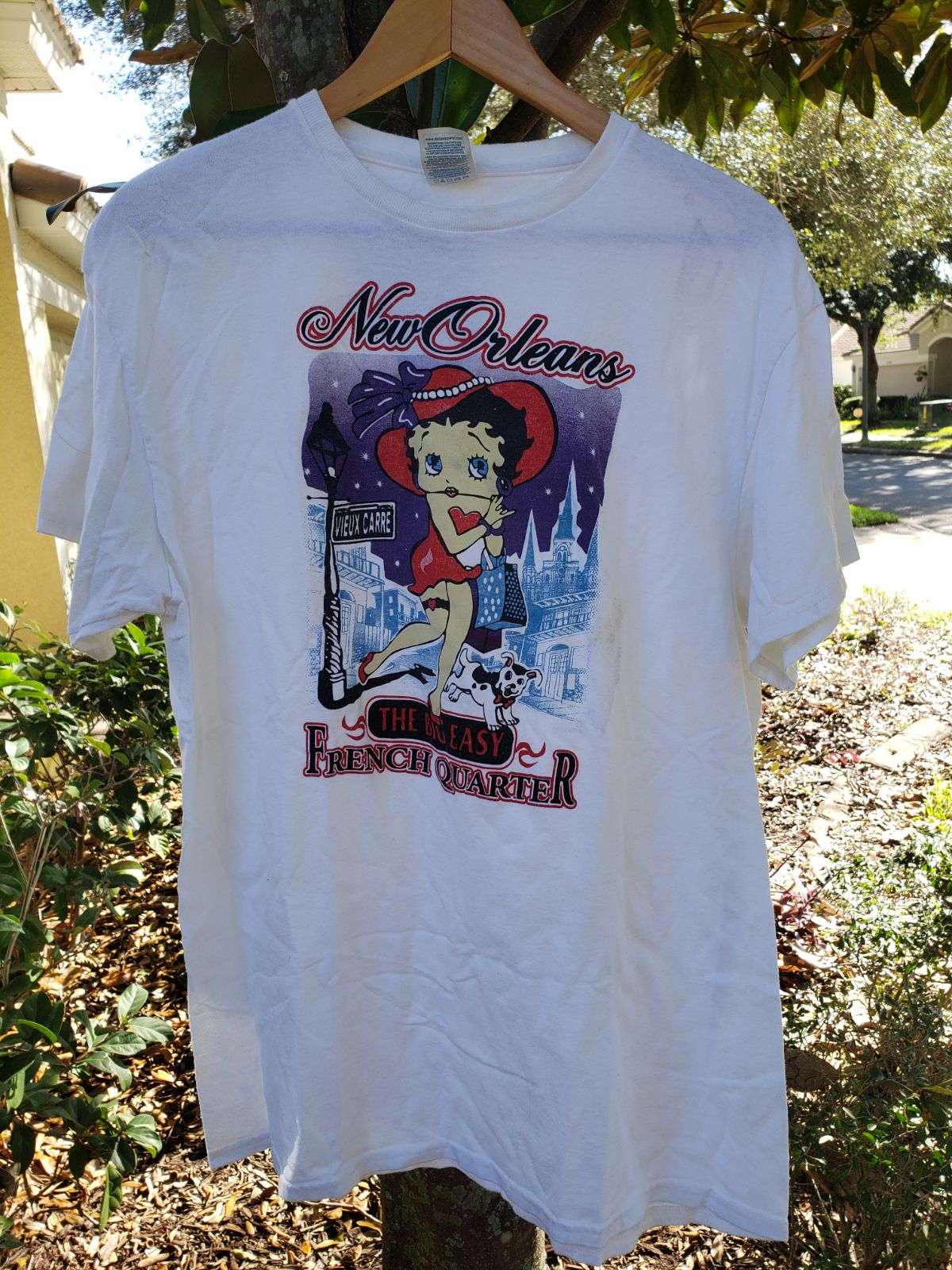 Vintage Betty boop t shirt