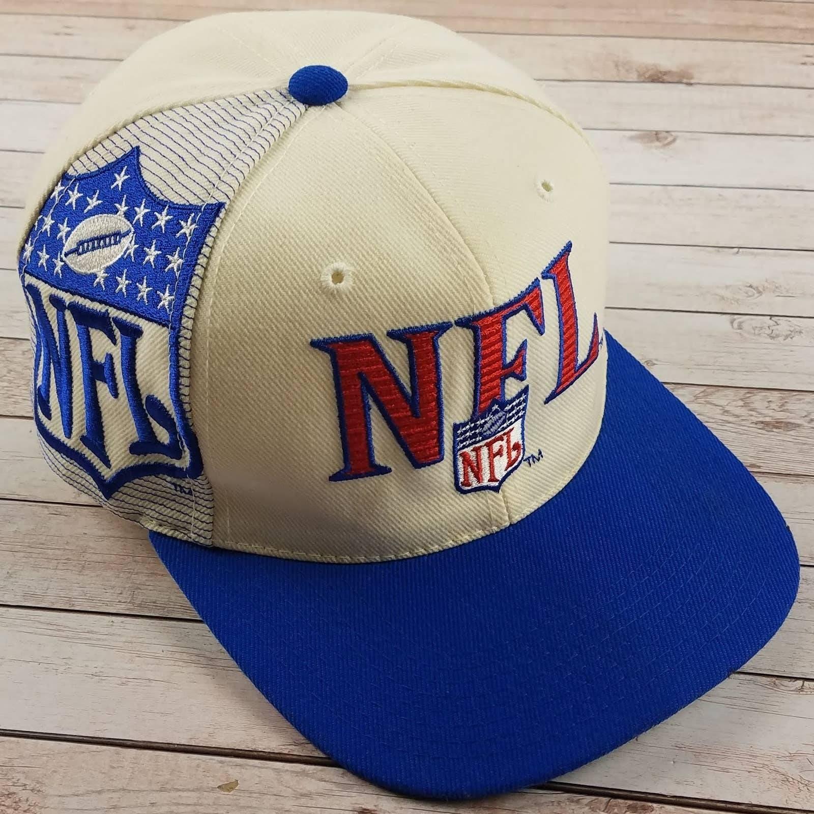 VTG 90s NFL Sports Specialties Laser Hat