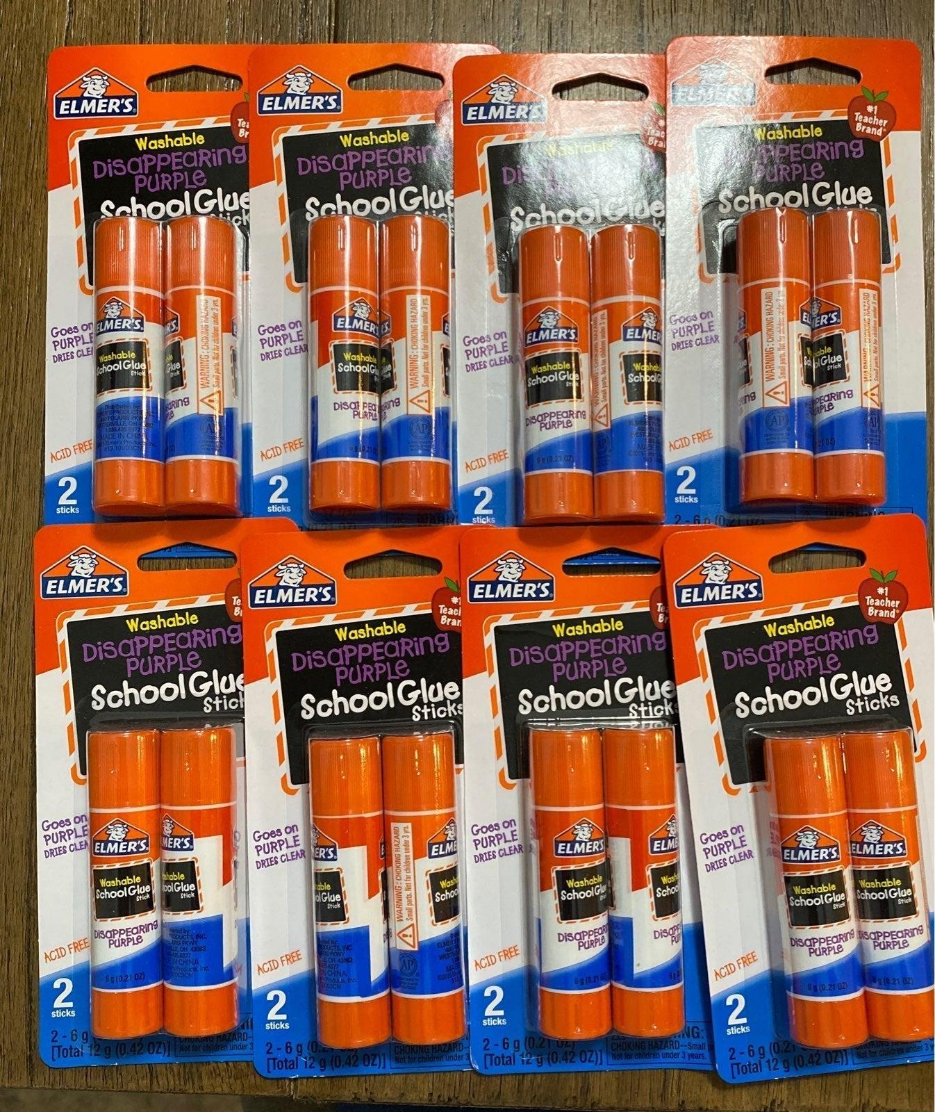 Elmer's glue sticks