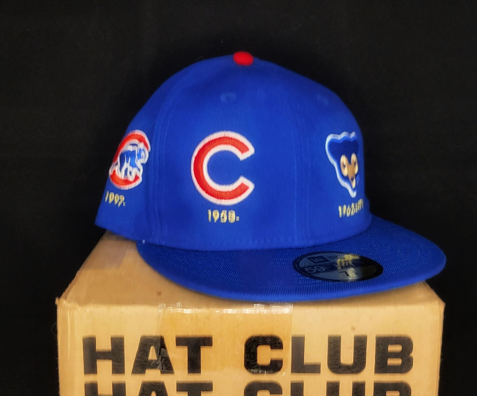 Hat Club Chicago Cubs 7 3/8 Hat