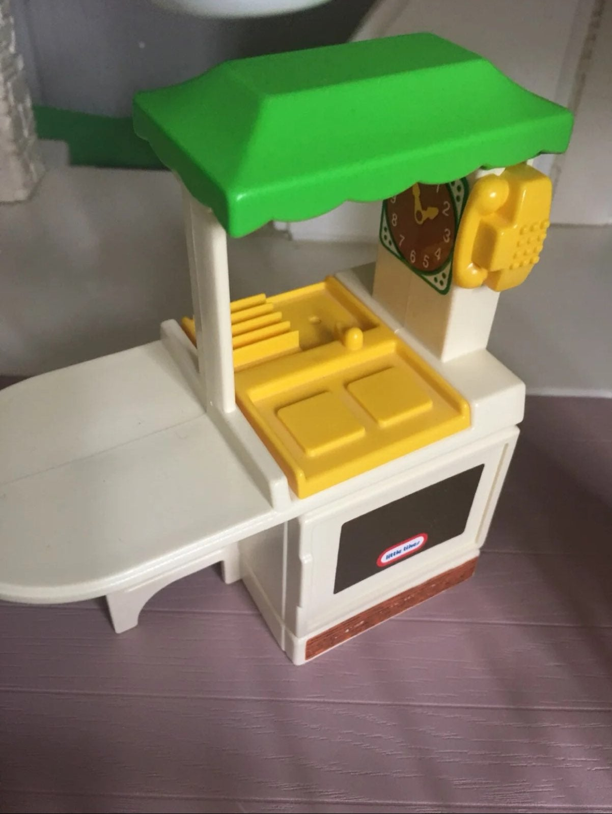 little tikes green top kitchen