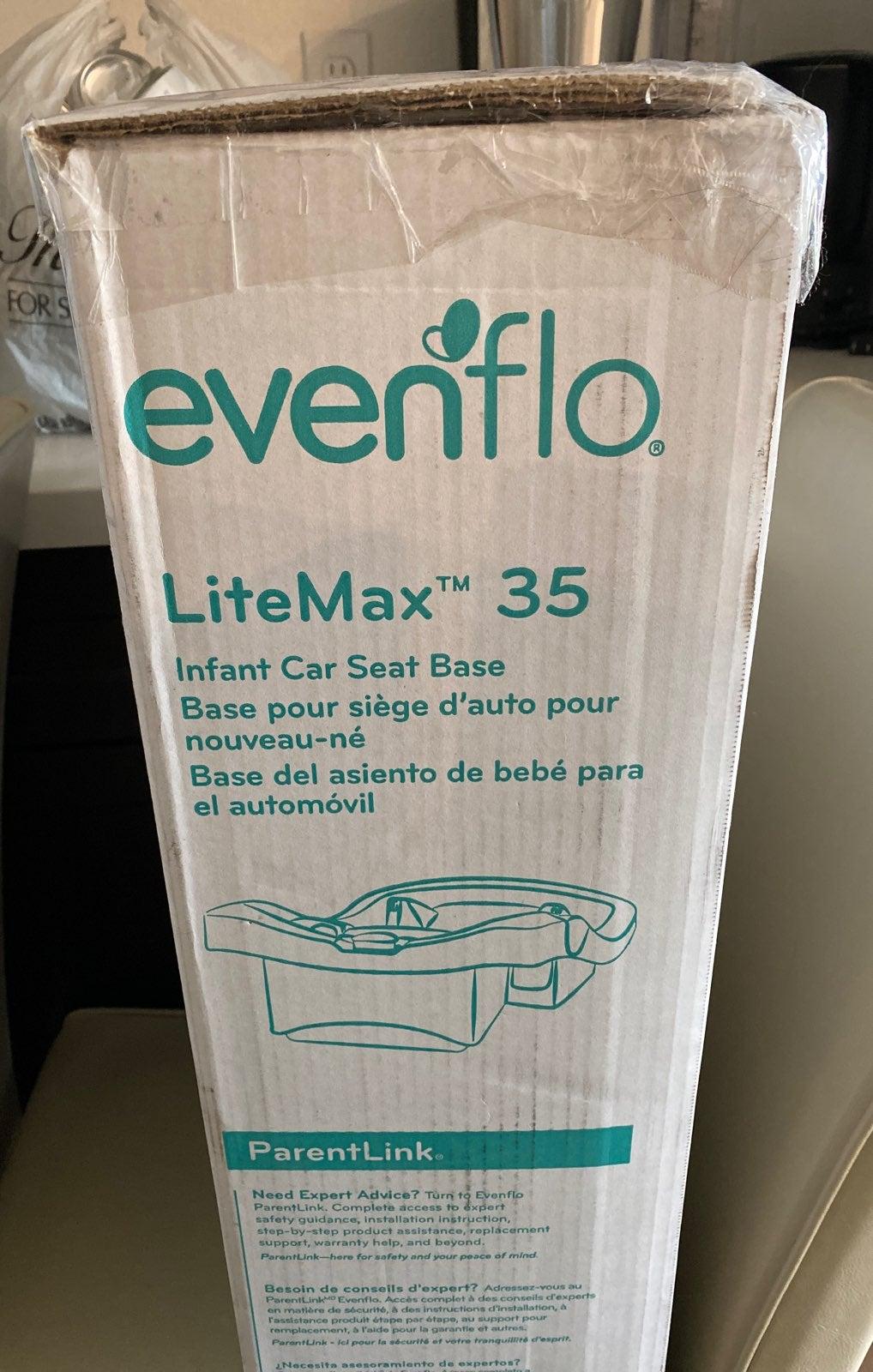 infant car seat base