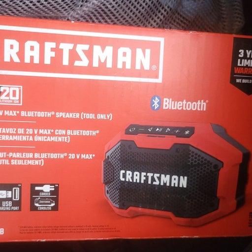 Craftsman speaker