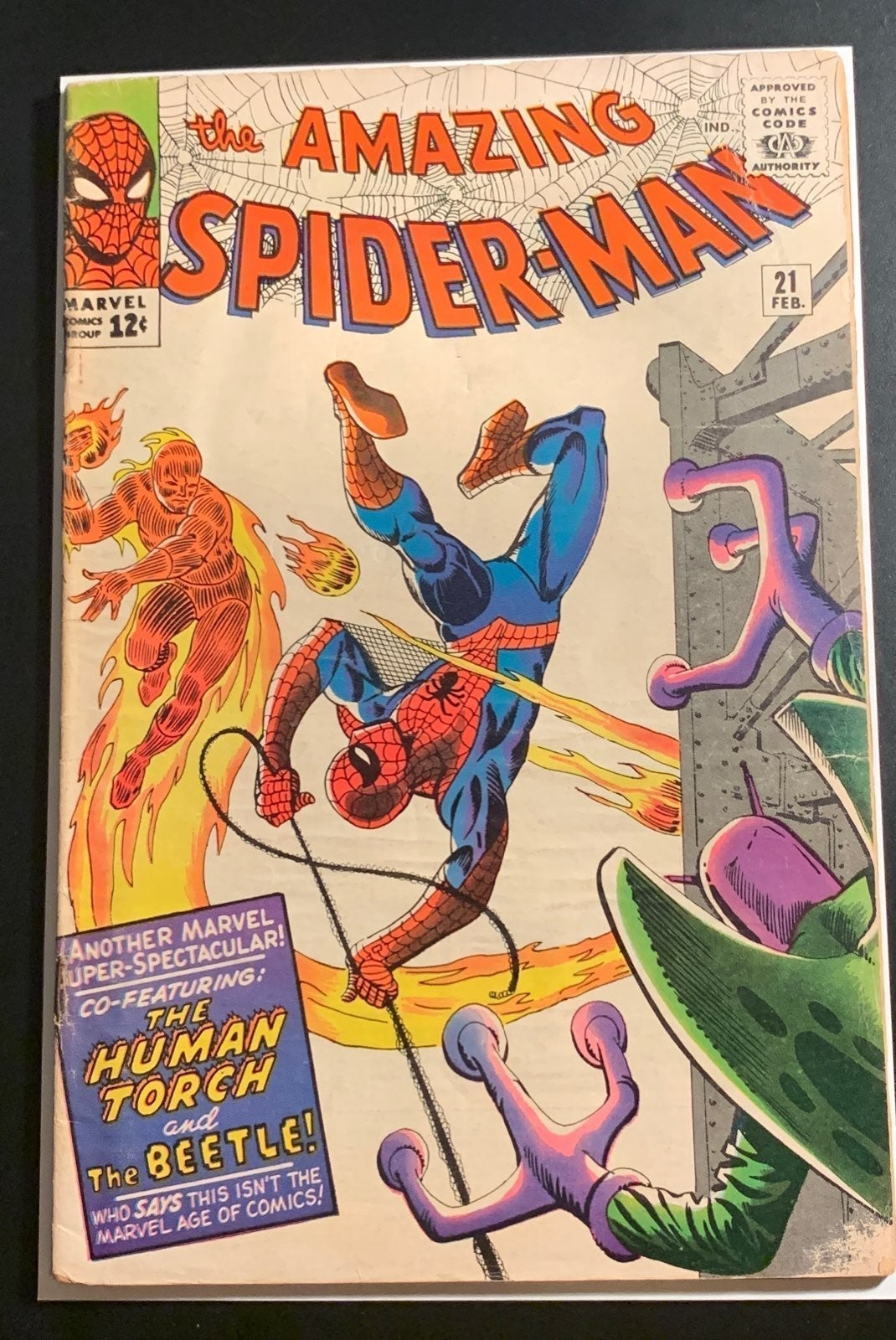 The Amazing Spider-Man Issue 21