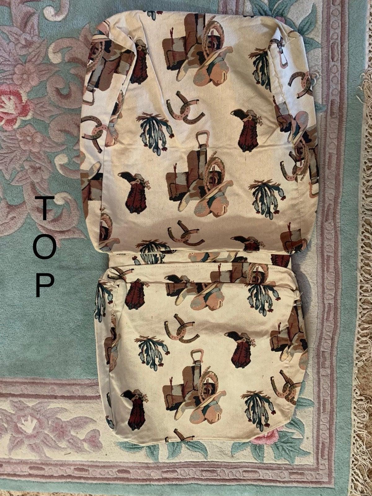 6 Western Patio Slip Covers