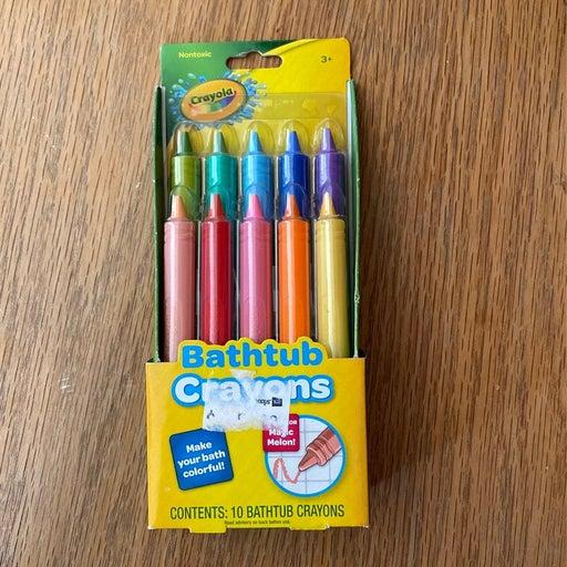 Bathtub crayons 10colors