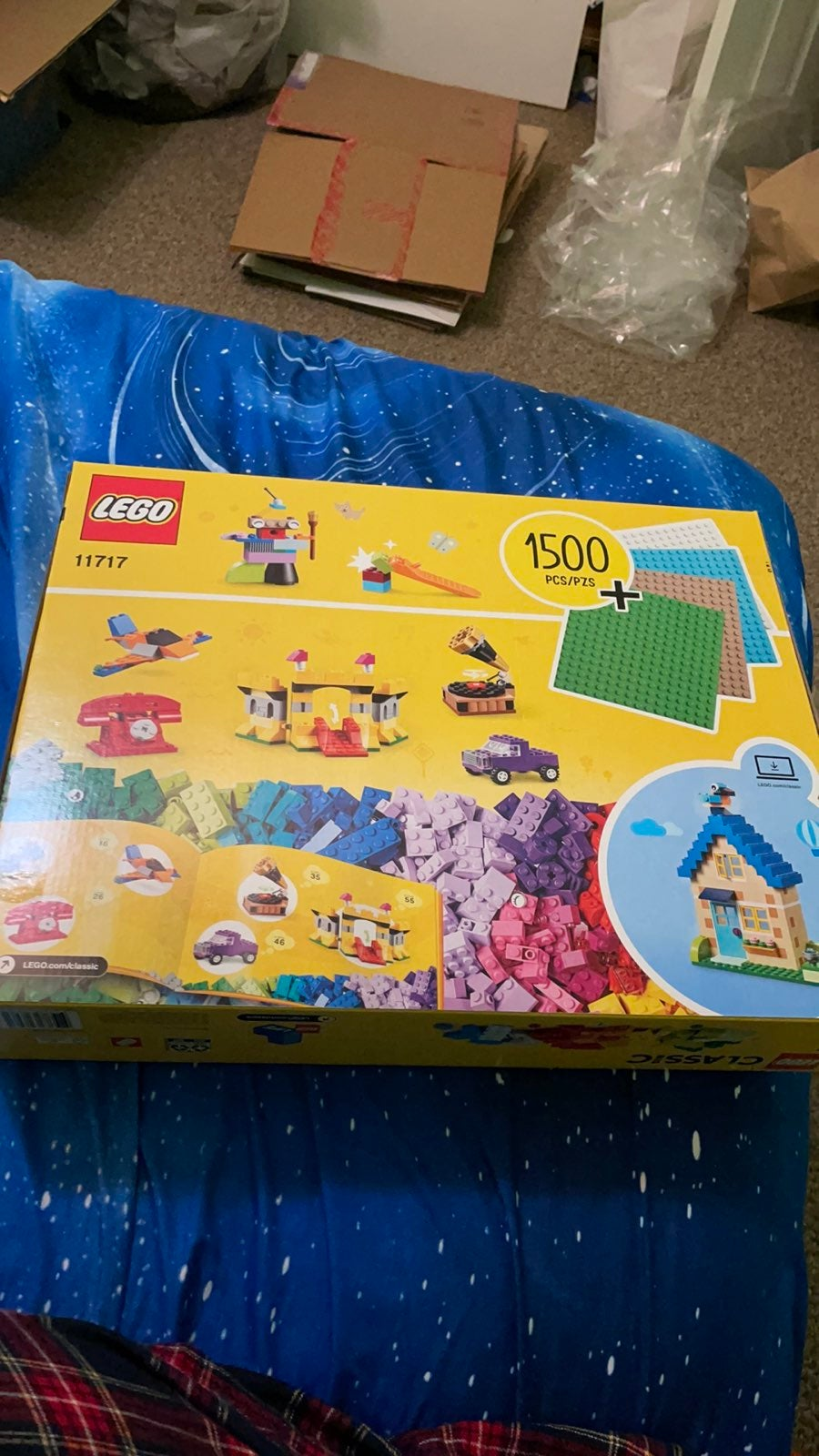 LEGO Classic:  Basic Brick Set