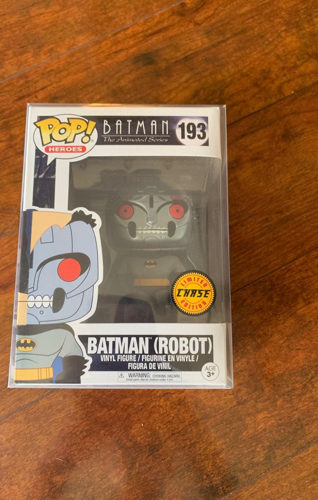 Batman Chase Pop Figure #193