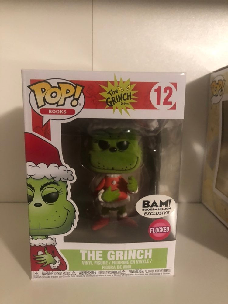 Funko Collector Reserved Grinch