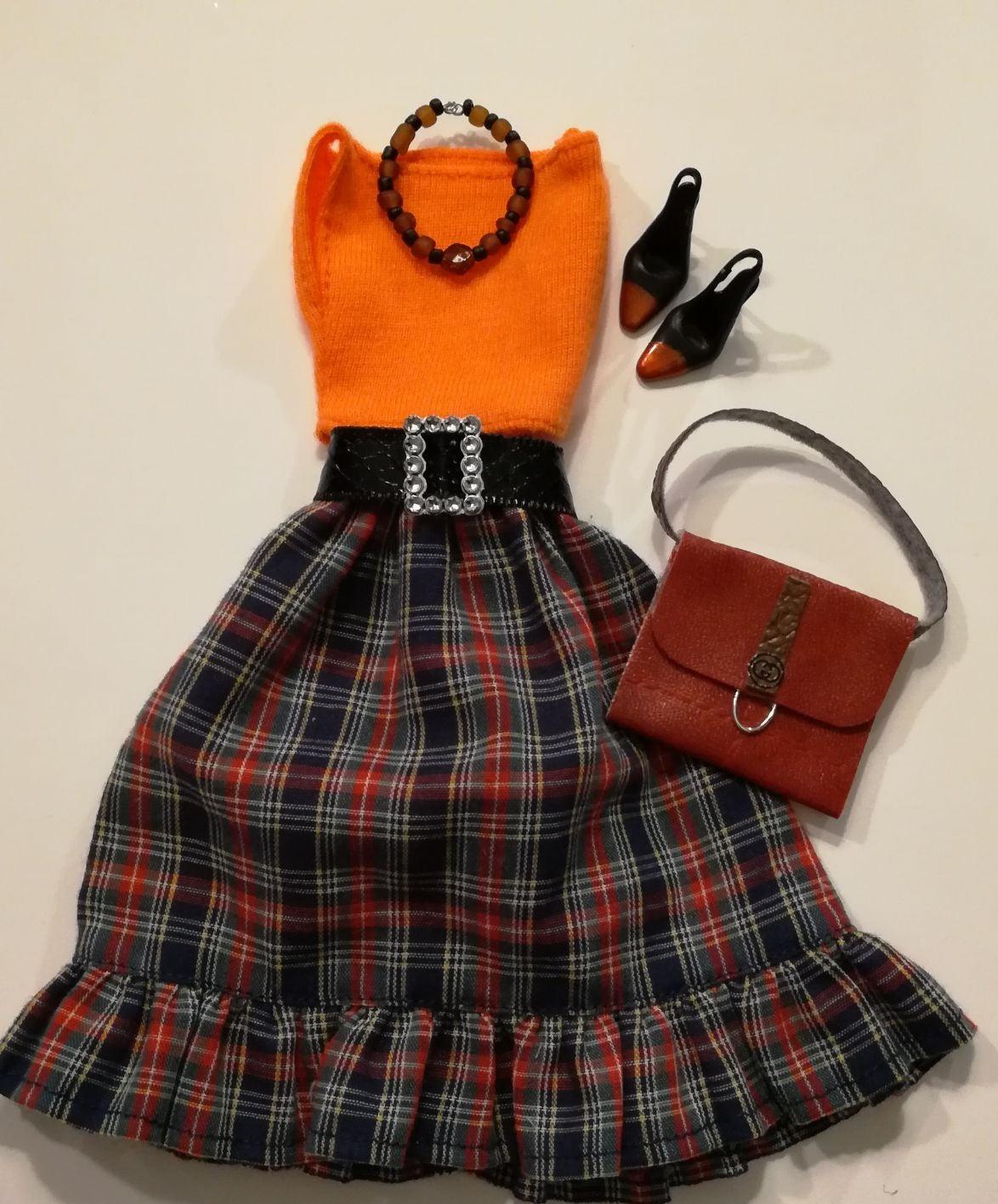 Barbie Orange Flash