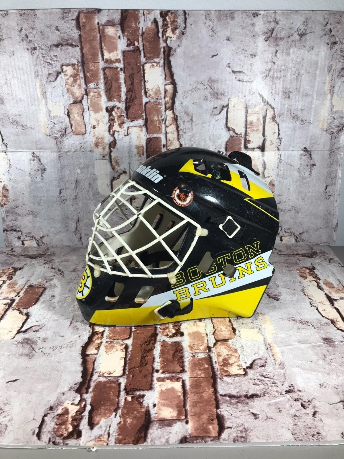 Boston Bruins NHL mask