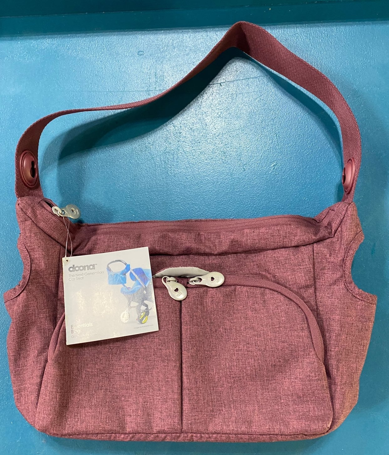 Cherry Doona Essentials Bag