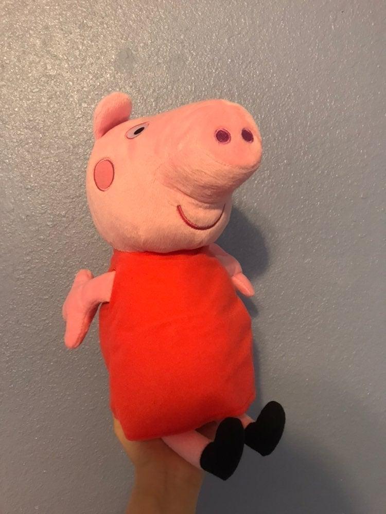 Nickelodeon Disney peppa pig plushie