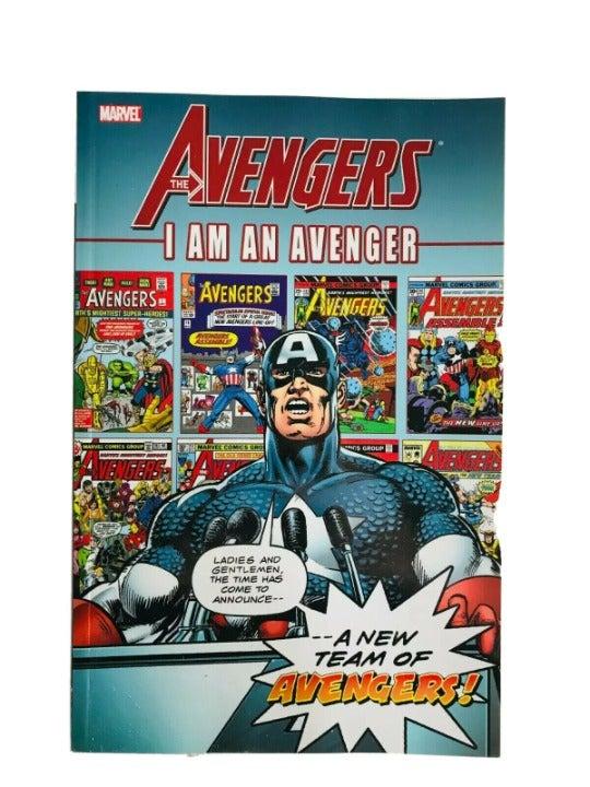 The Avengers: I Am An Avenger TPB