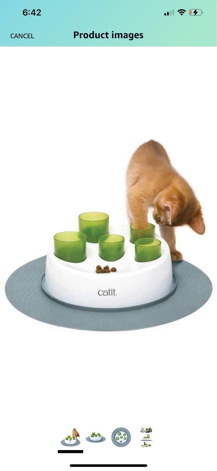 Catit Senses 2.0 Digger Interactive Cat