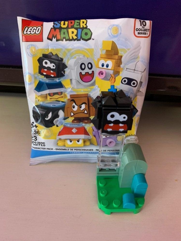 LEGO super mario blind bag