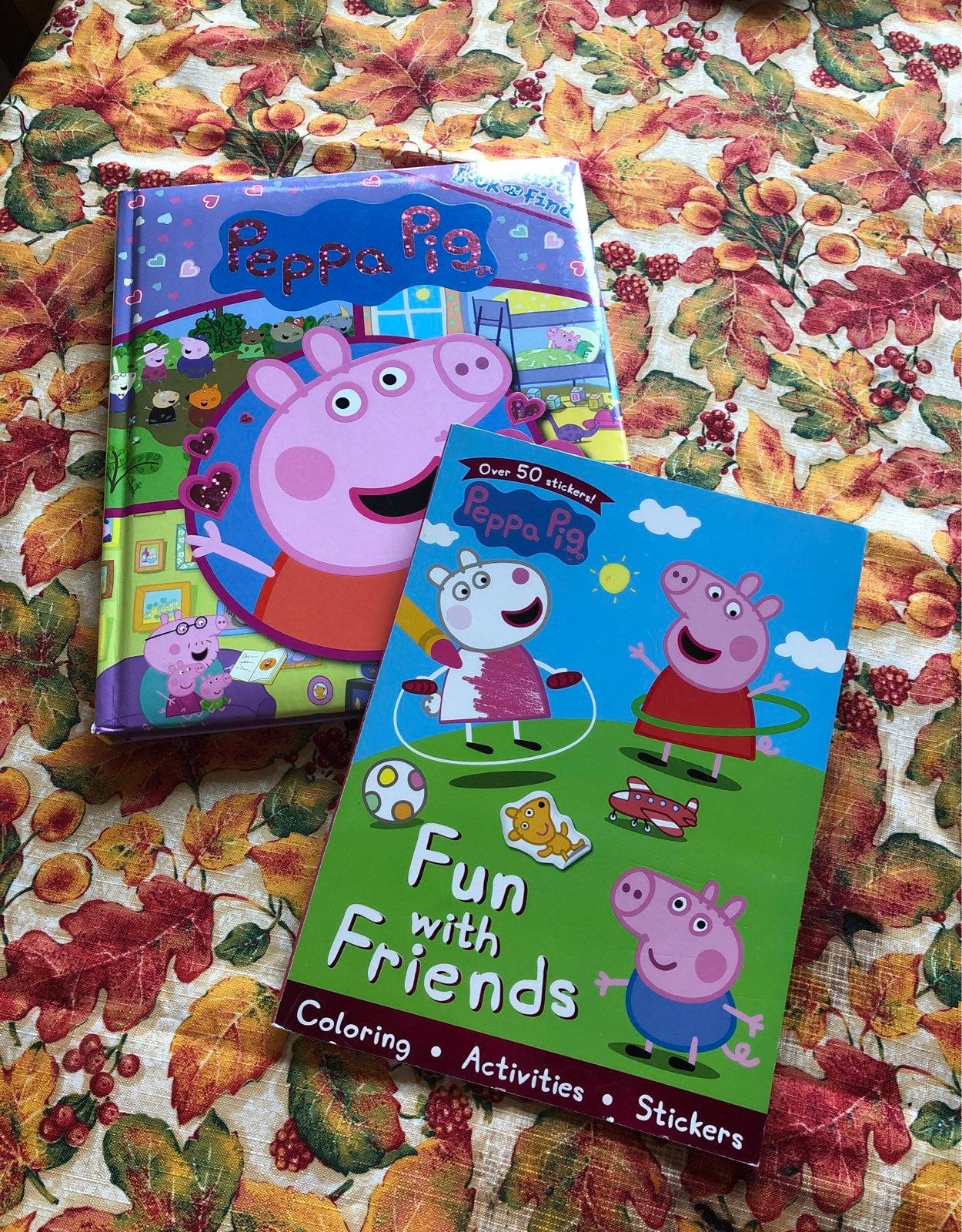 Peppa Books Lot (2)