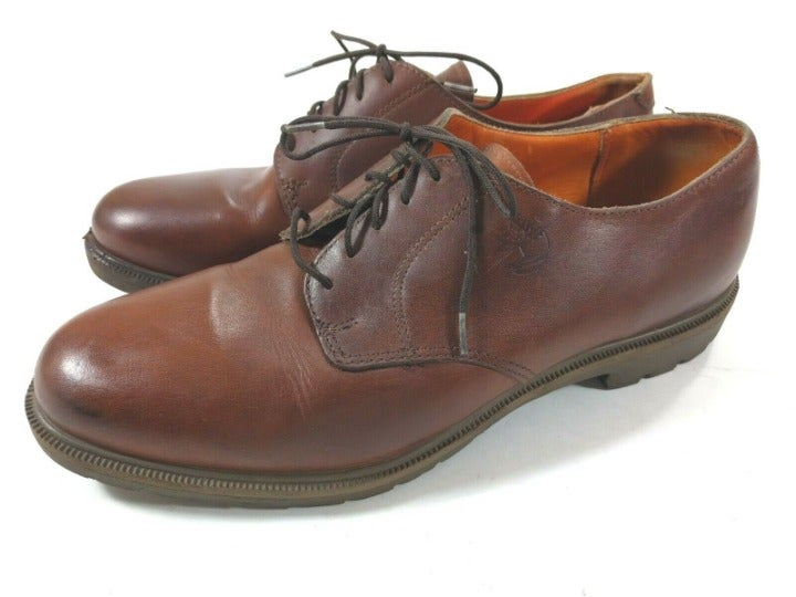 TIMBERLAND Men's Lace Up Oxfords Size 10