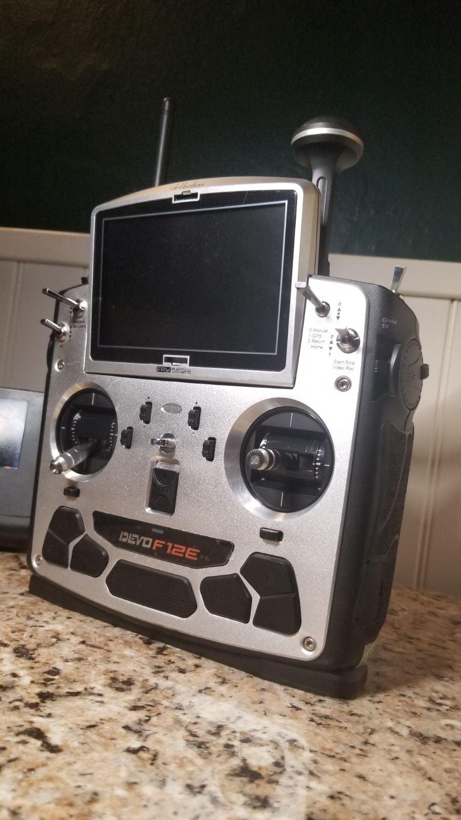 Walkera DEVO F12E Drone Remote UNIVERSAL