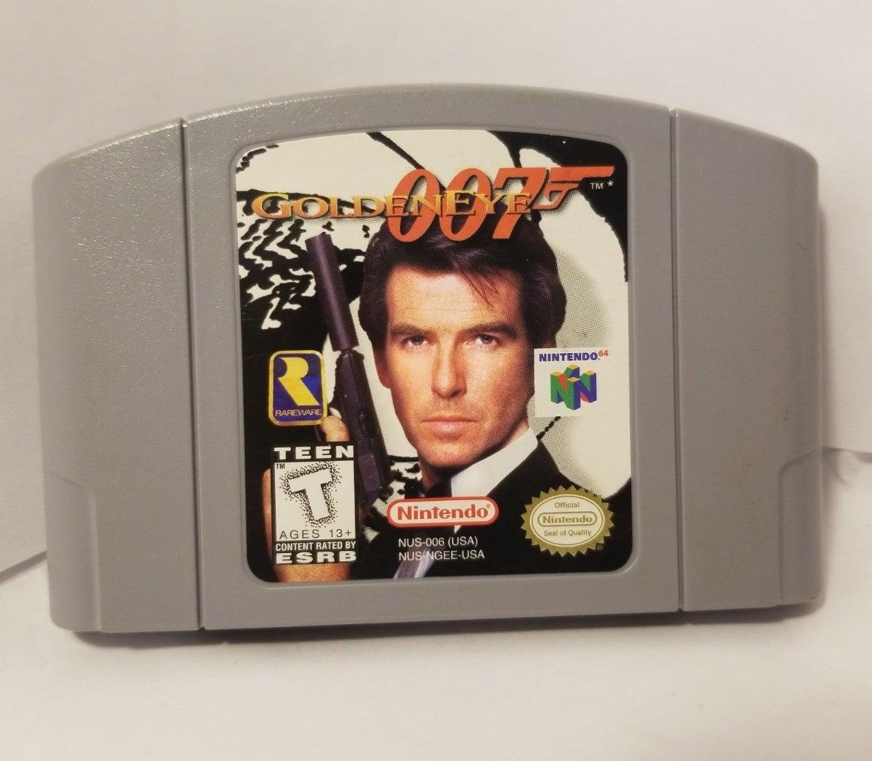 Goldeneye 007 N64 Nintendo 64