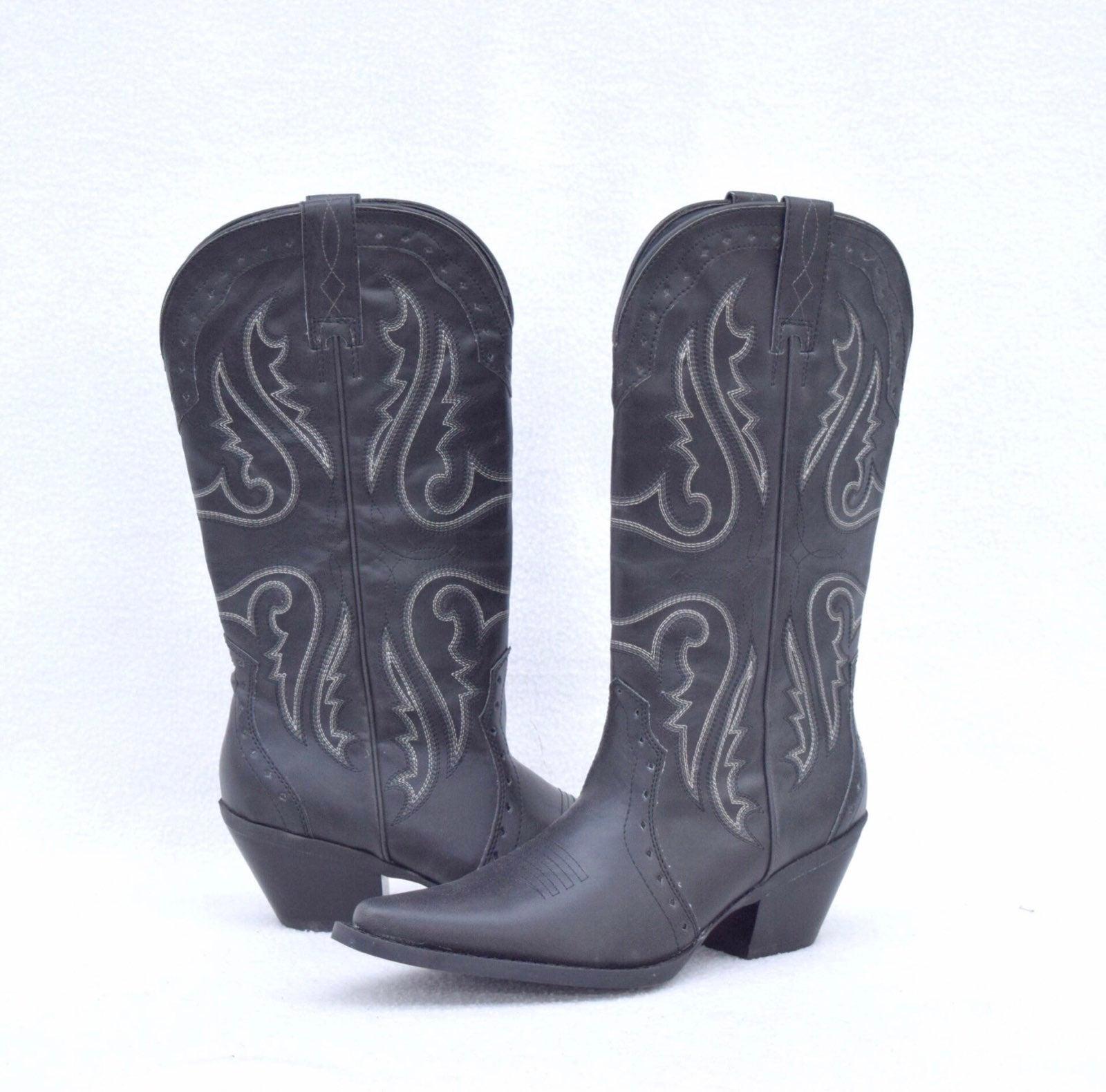 Nomad Trigger black boots