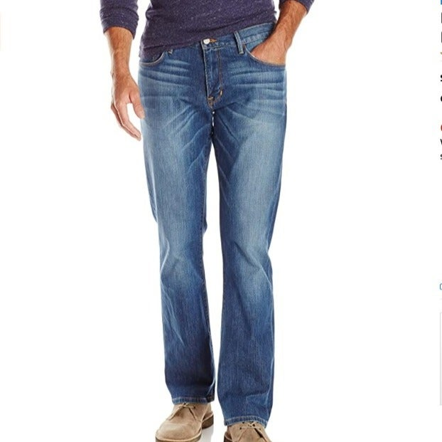 Lucky Brand Jeans 221 Bootcut