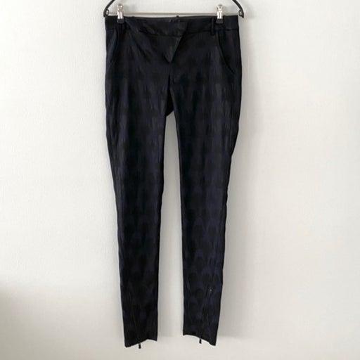 Custo Barcelona Black Blue Boho Trousers