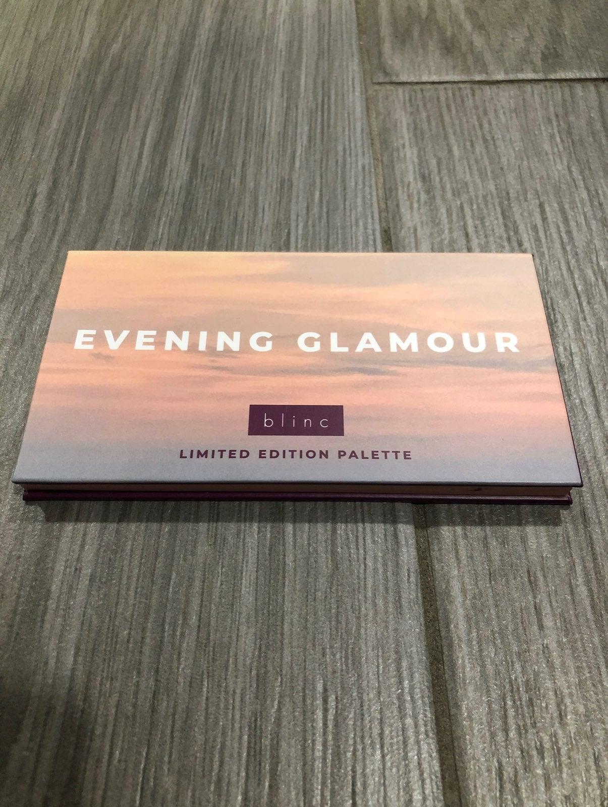 blinc evening glamour eyeshadow palette