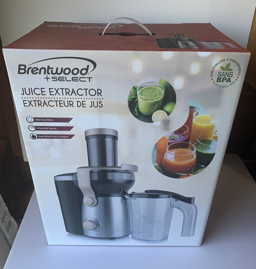 Brentwood Select JC-1000 2-Speed 1000w J
