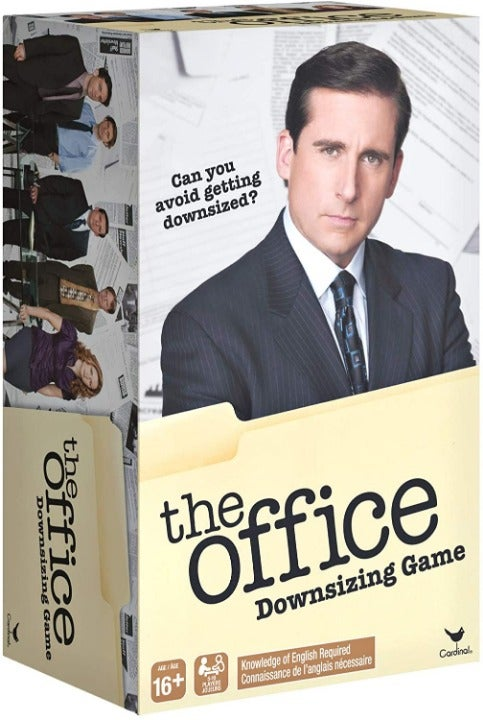 The Office TV Show Downsizing Board Game